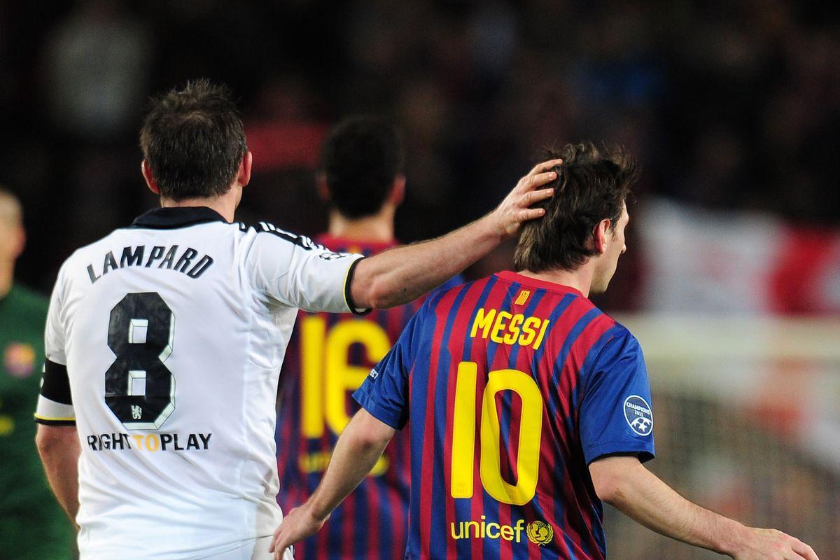 FC Barcelona v Chelsea FC - UEFA Champions League Semi Final