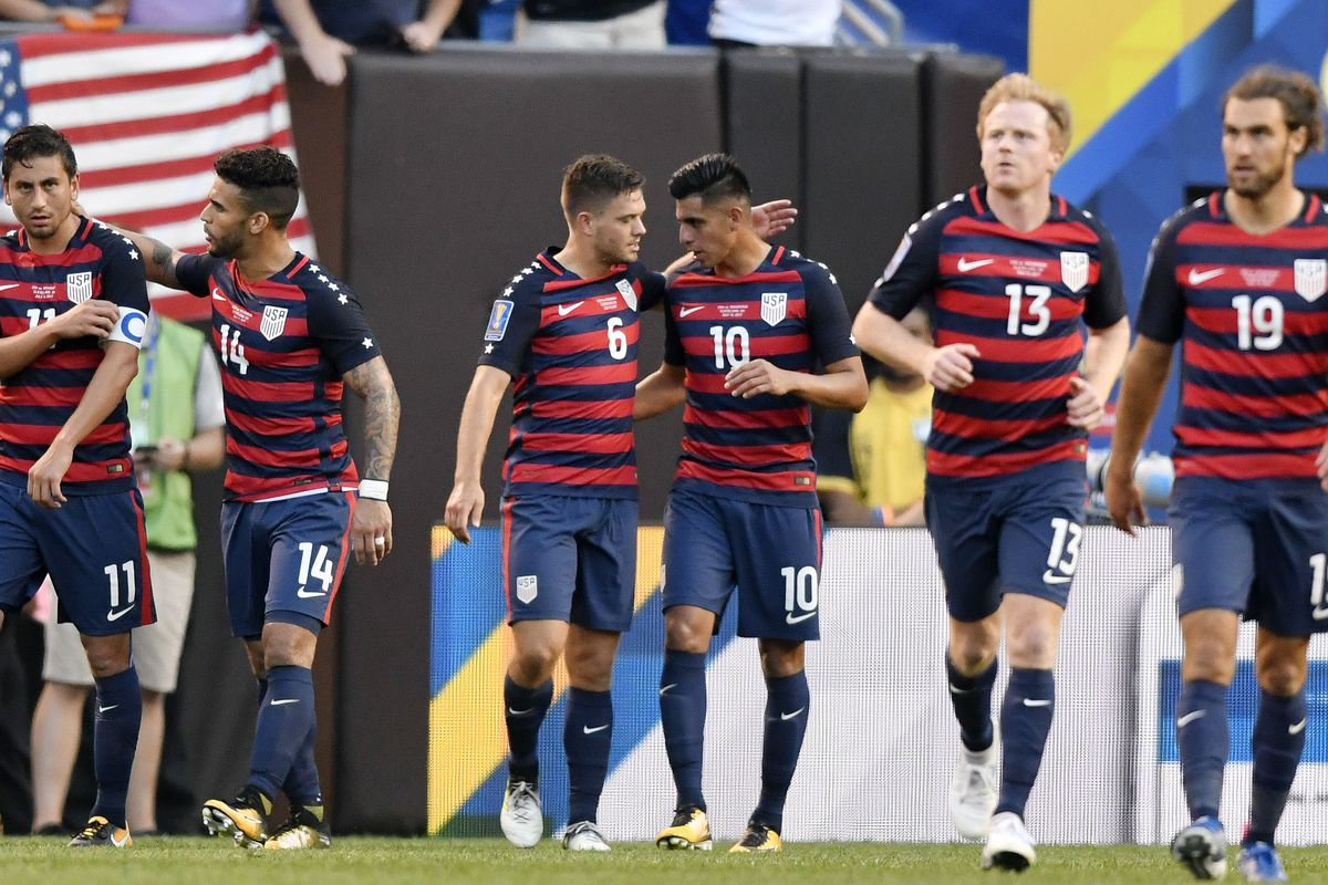Soccer: 2017 CONCACAF Gold Cup-Nicaragua at USA