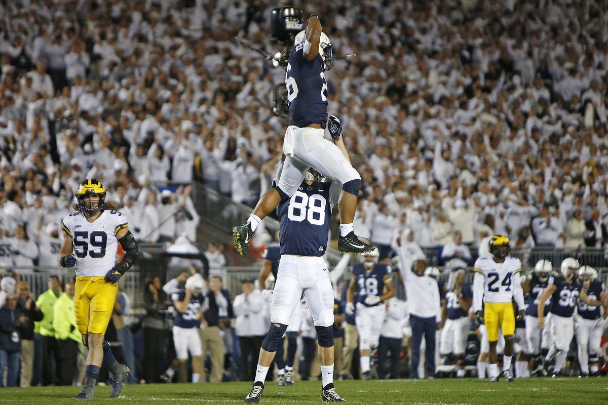 Michigan v Penn State