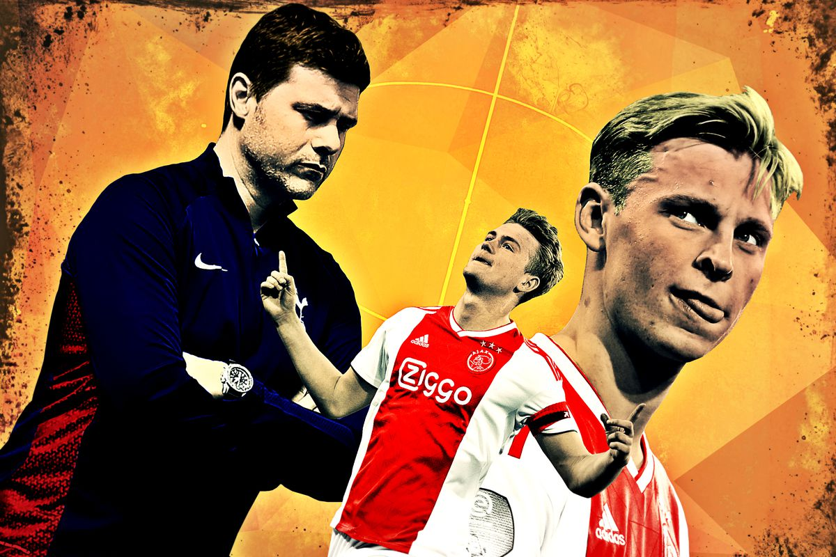 e001dd3a0 Ajax and Tottenham Are the Underdogs the Champions League Needs ...
