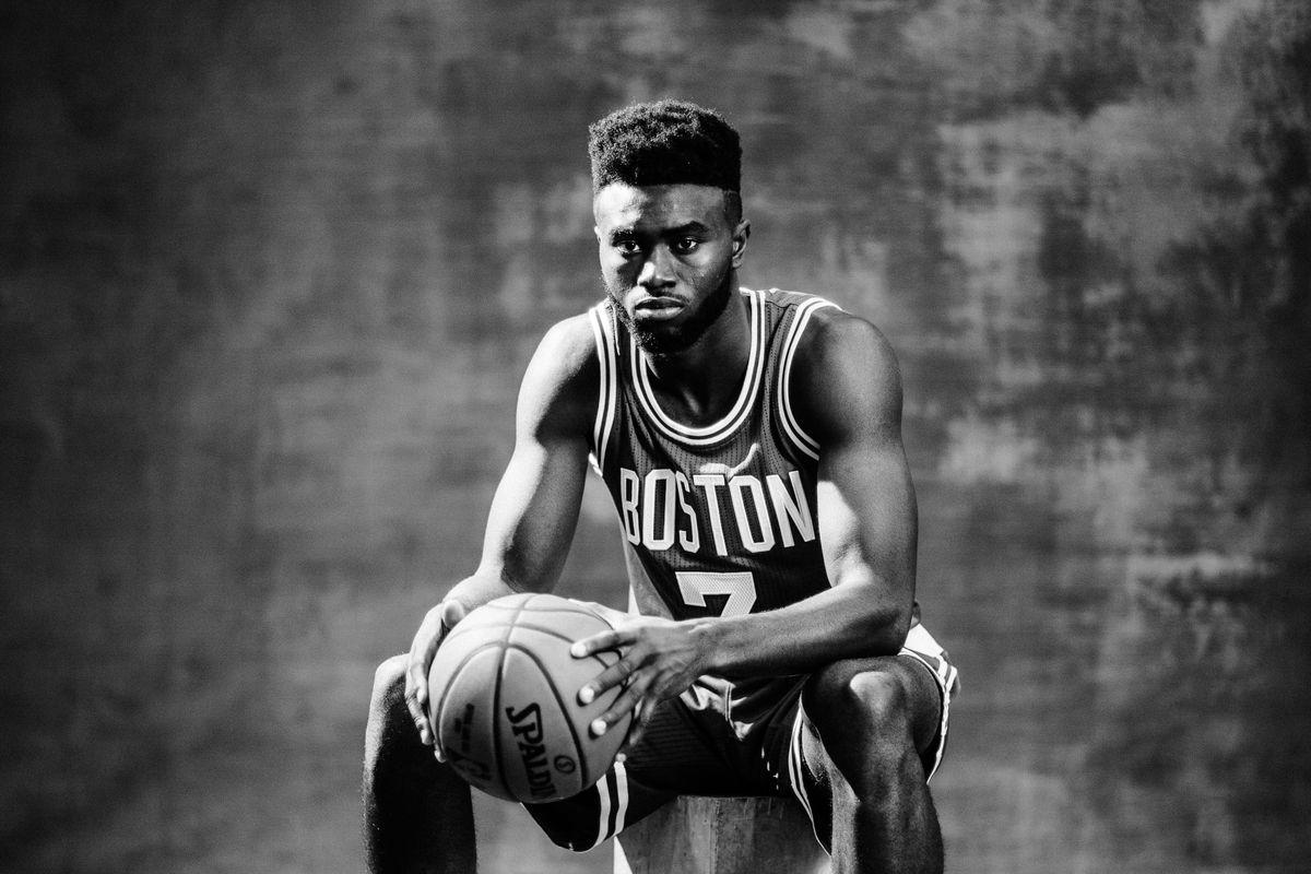 check out 7ac9b 9bb00 Future: Jaylen Brown's modest start - CelticsBlog