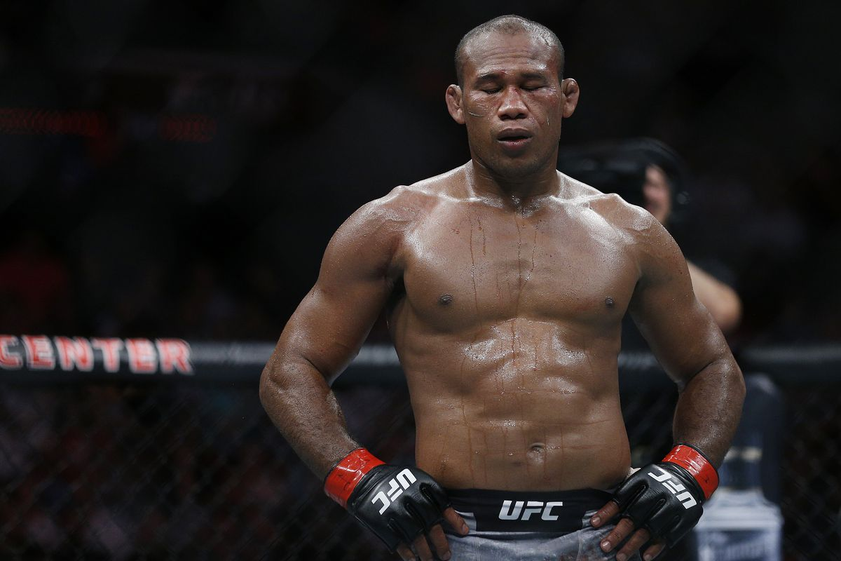Jacare Souza thinks he will adapt to 205 with ease, believes Blachowicz win puts him in title mix - Bloody Elbow
