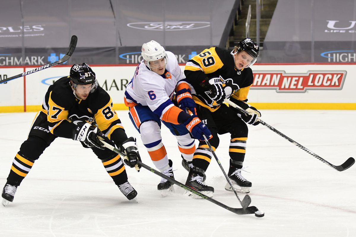 New York Islanders v Pittsburgh Penguins