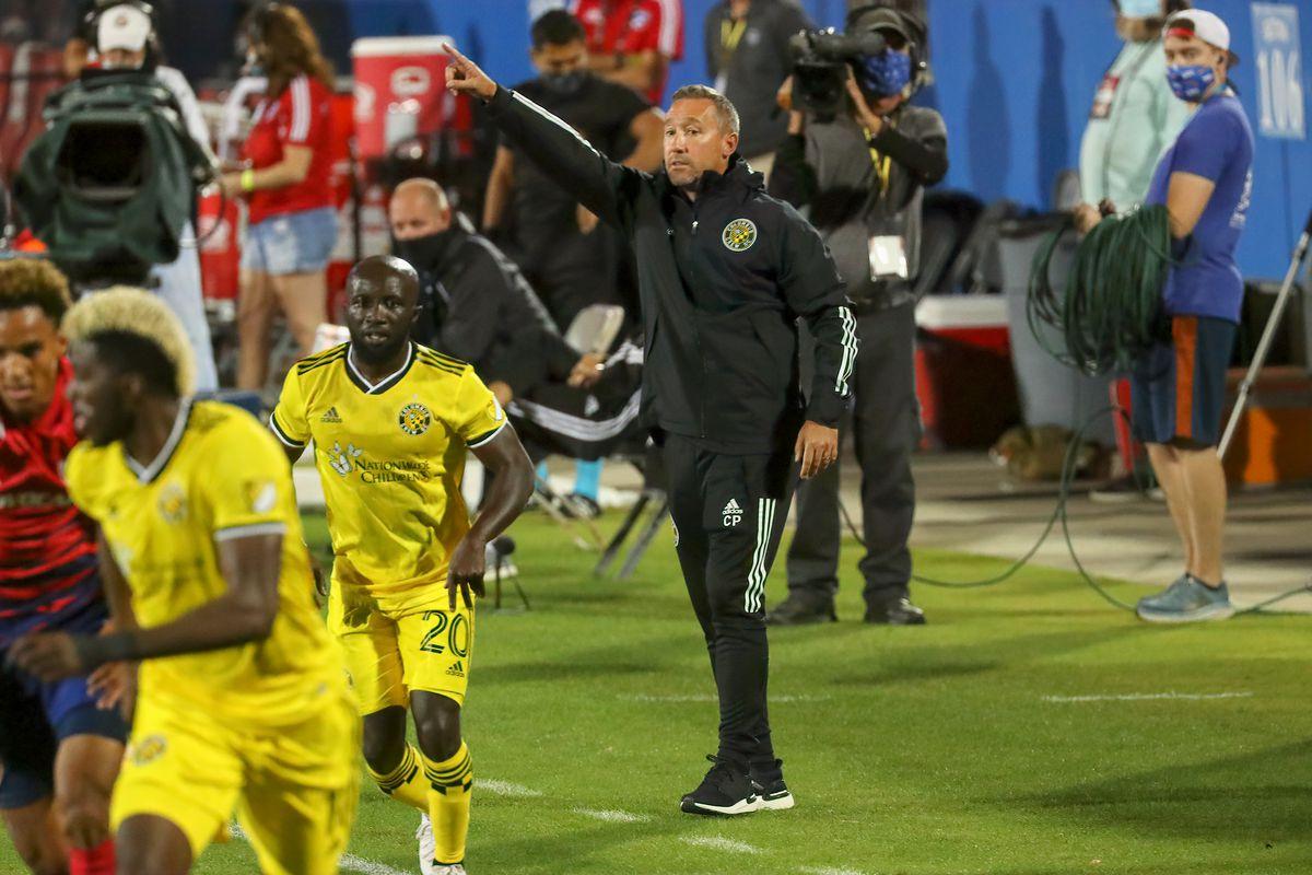 MLS: Columbus Crew SC at FC Dallas