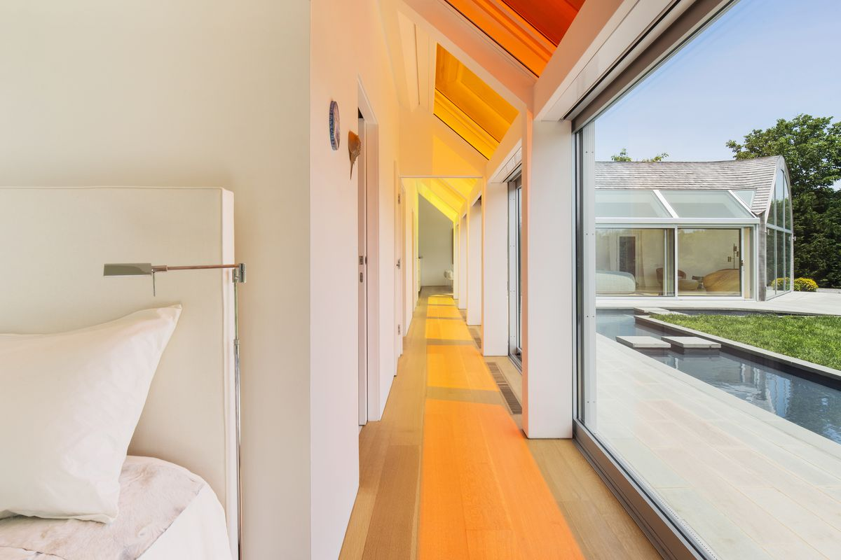 Cocoon Design Bank.Cocoon House By Nea Studio Makes Vibrant Use Of Skylights Curbed