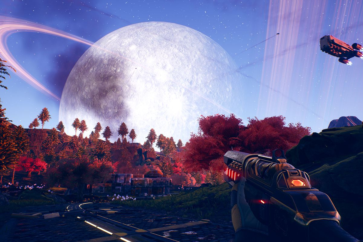 Six tips to get you started in The Outer Worlds