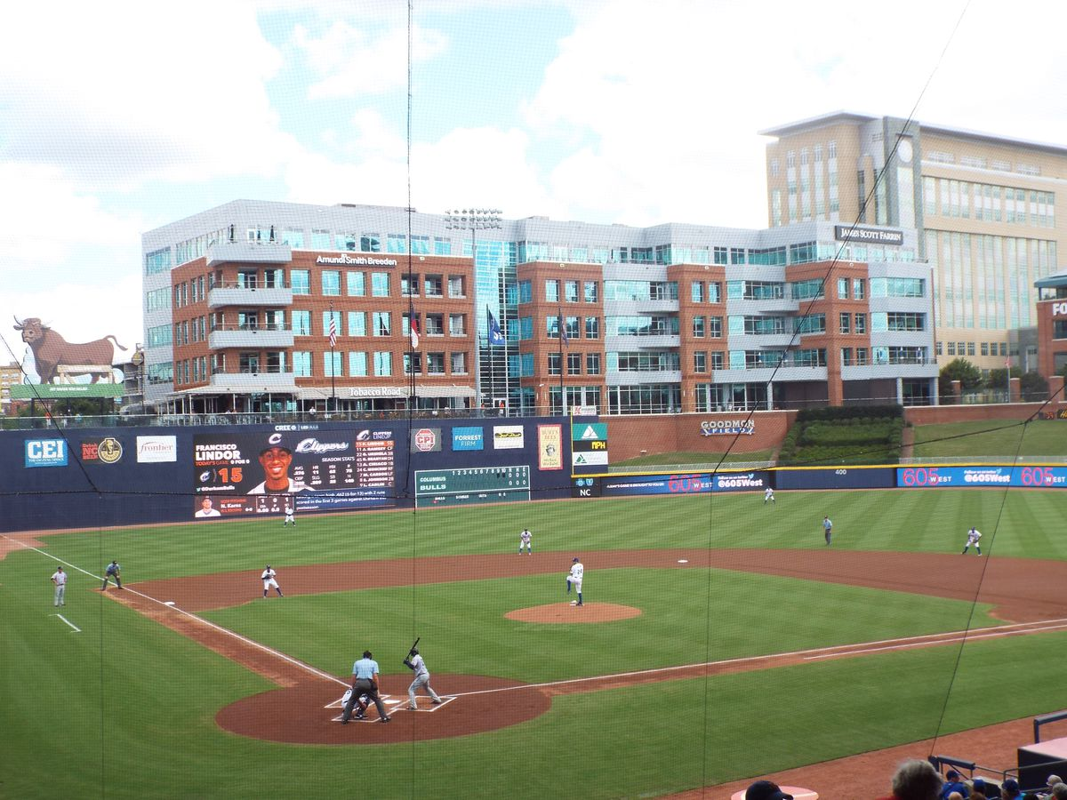 Visit Minor League Cities Greensboro Durham And Charlotte This