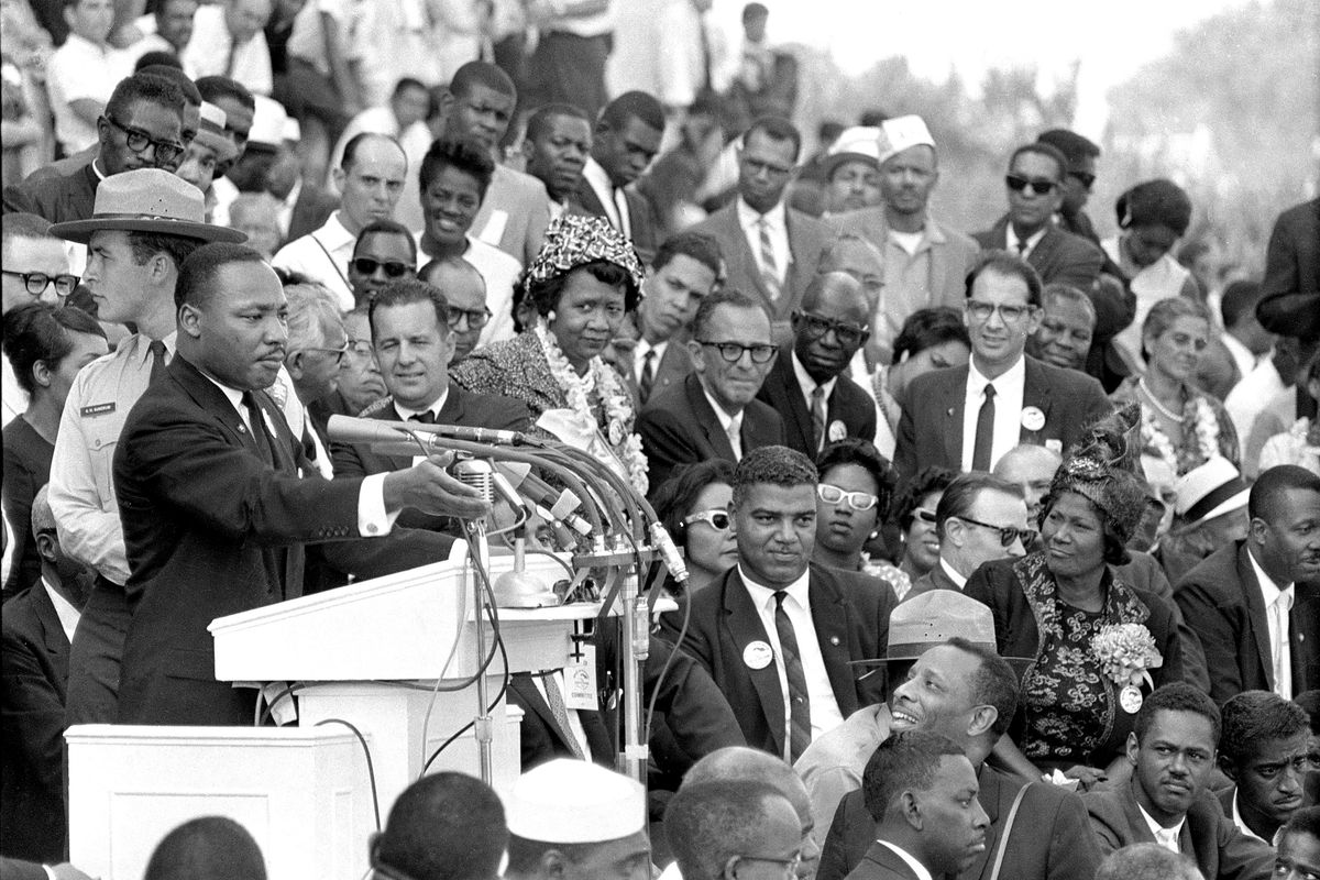 March On Washington I Have A Dream Mlk Speech Addresse Police Brutality Deseret News Transcript Of Martin Luther King Dr. Text Full To The By Junior Analysi