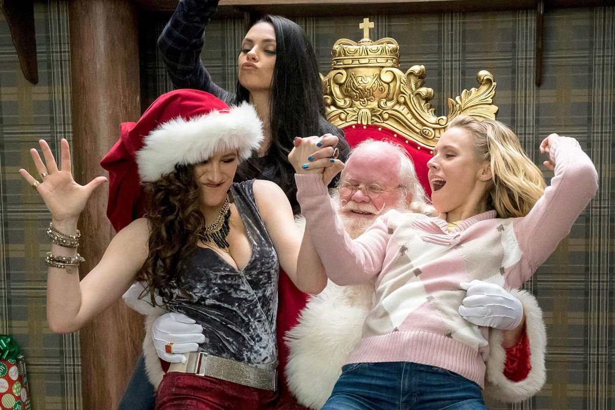 Image result for a bad moms christmas movie scenes