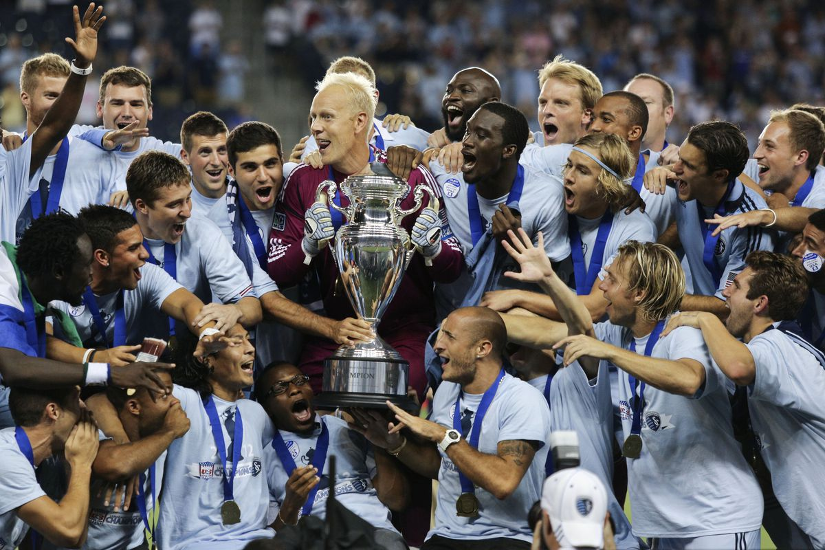 Will the Sporks lift another trophy in 2012?