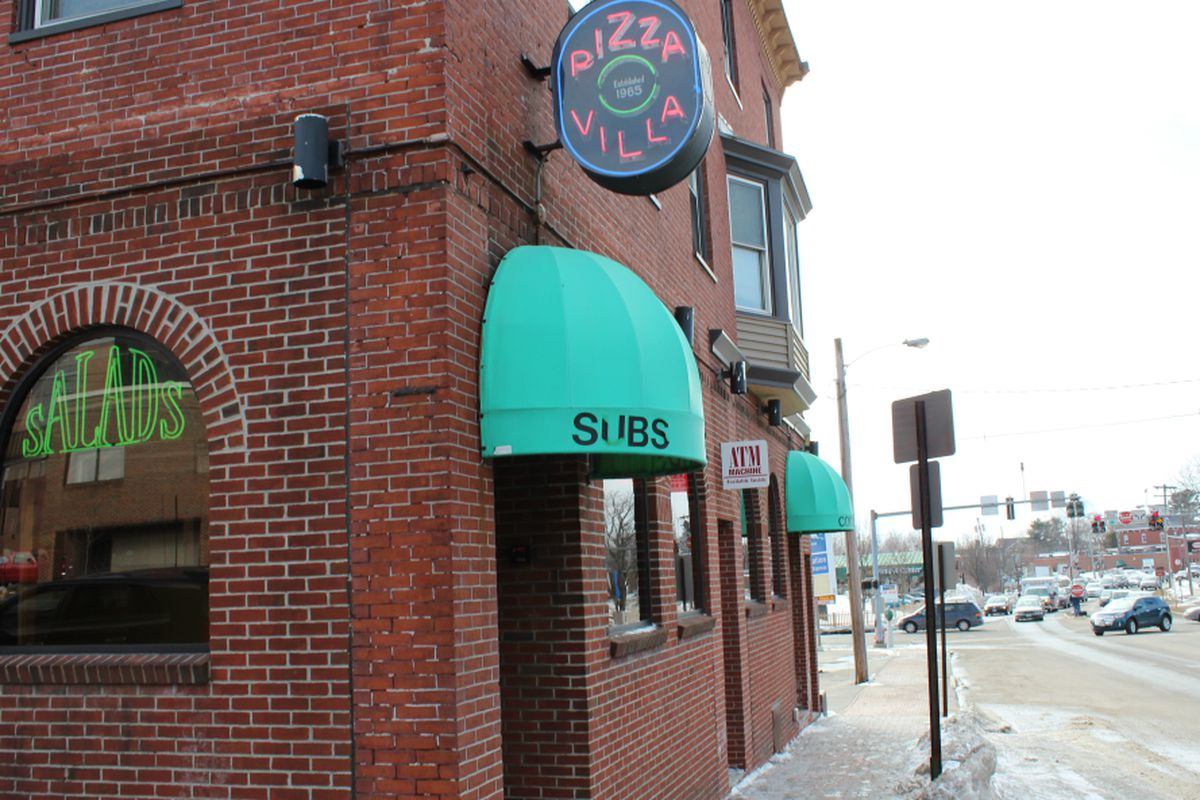 Talking With Phil Regios, 'Old School' Owner of Pizza Villa