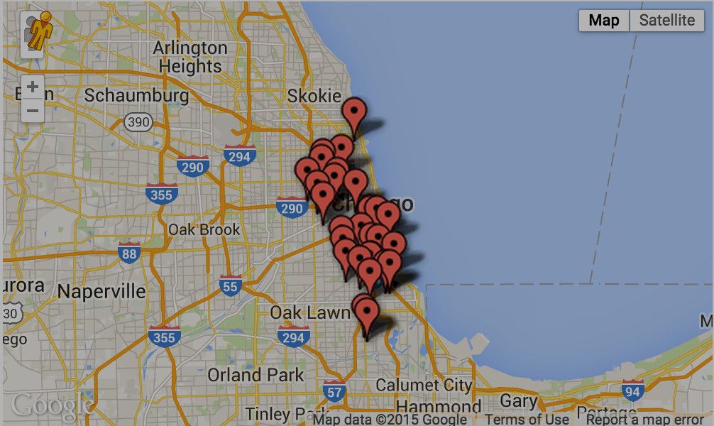 2 dead, 47 wounded in Chicago weekend gun violence - Chicago ... on chicago snow map, chicago murders, chicago police shooting, chicago homicide victims, chicago homicides april 2013, chicago gang map, chicago bike map, chicago neighborhood map, chicago city map, chicago gang neighborhoods, chicago road map, chicago police homicide, chicago death map, chicago homicide map 2012, chicago police map, chicago school map, chicago food map, chicago breaking weather, chicago violence map, chicago shooting today,