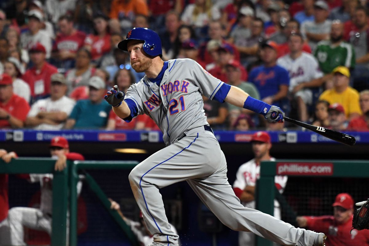 Mets Player Meter: Position players, August 26-September 1