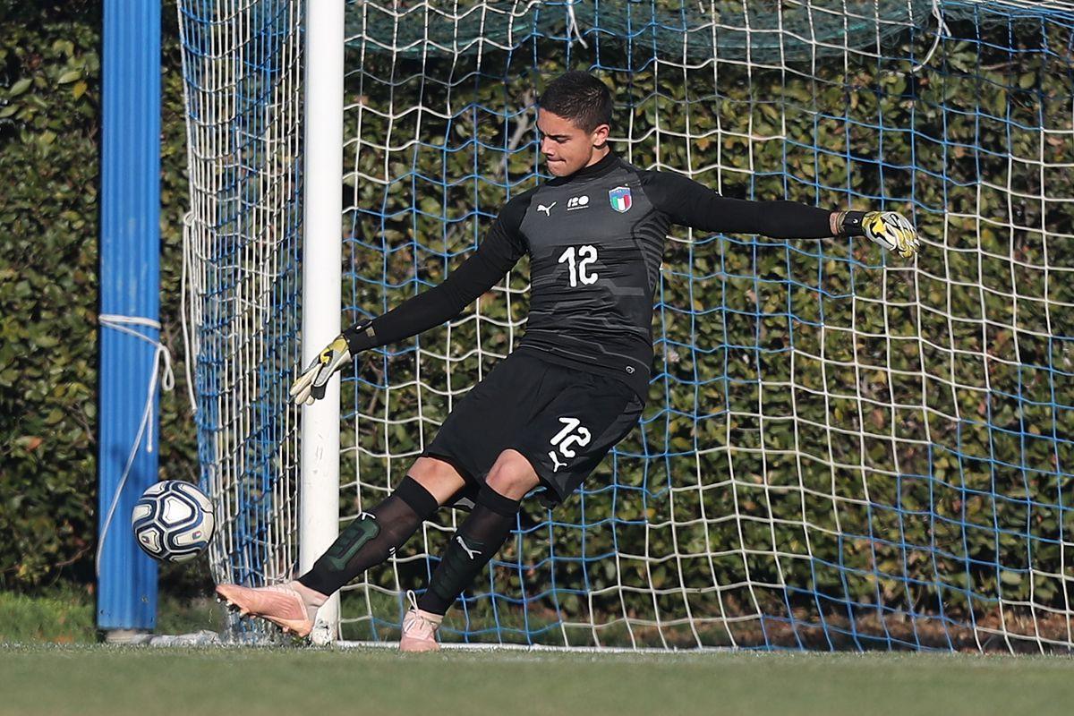 Italy U18 v Selezione A