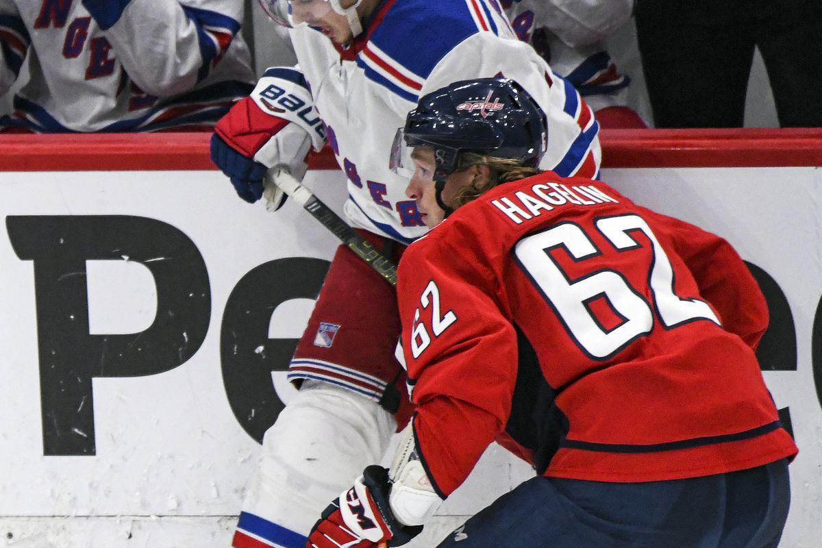 NHL: OCT 18 Rangers at Capitals
