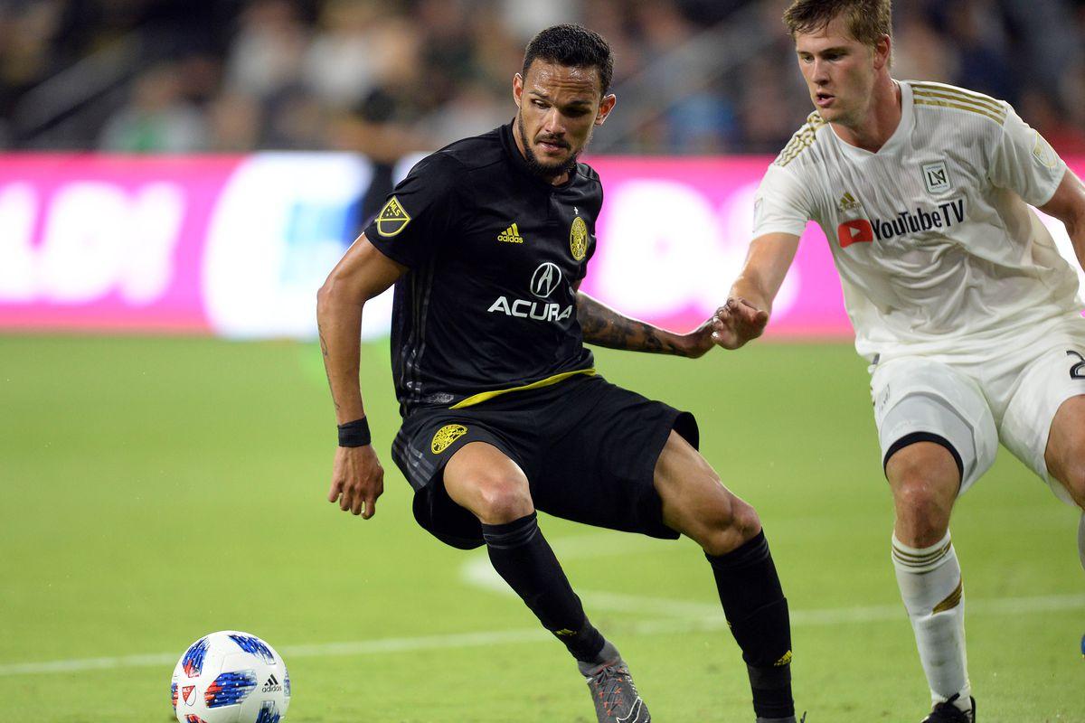 MLS: Columbus Crew at Los Angeles FC