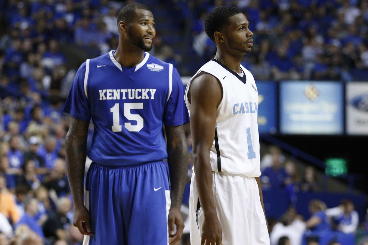 huge selection of e76f0 e263f DeMarcus Cousins will coach in Lexington this summer - A Sea ...