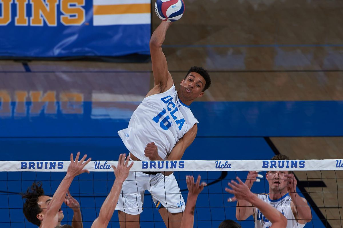 UCLA Men's Volleyball Hosts Non-Conference Match vs ...