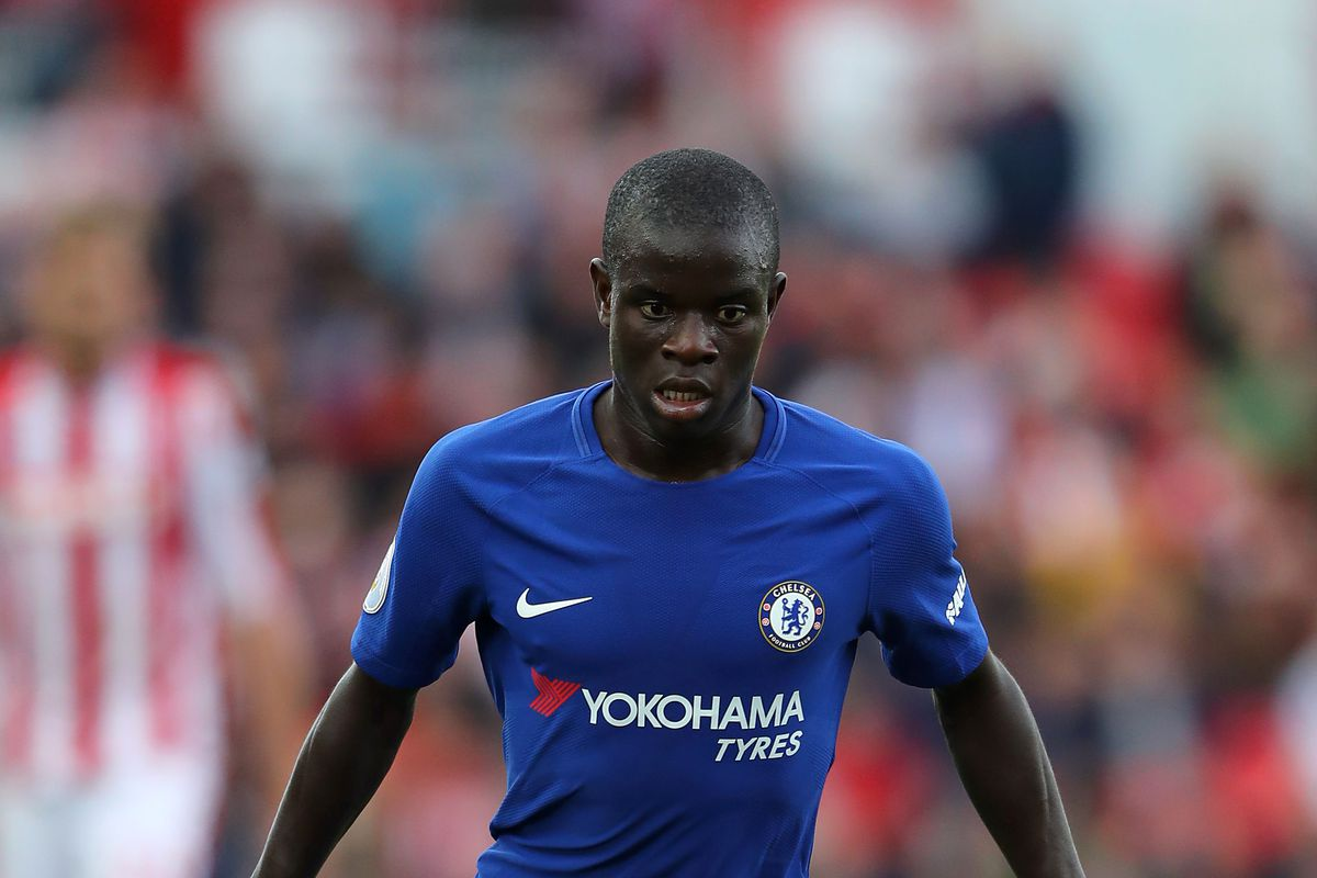 N Golo Kante back to face Manchester United for Chelsea The