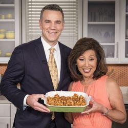 The finished dish!   Ashlee Rezin/Sun-Times