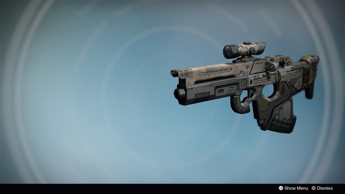 Destiny - image of MIDA Multi-Tool