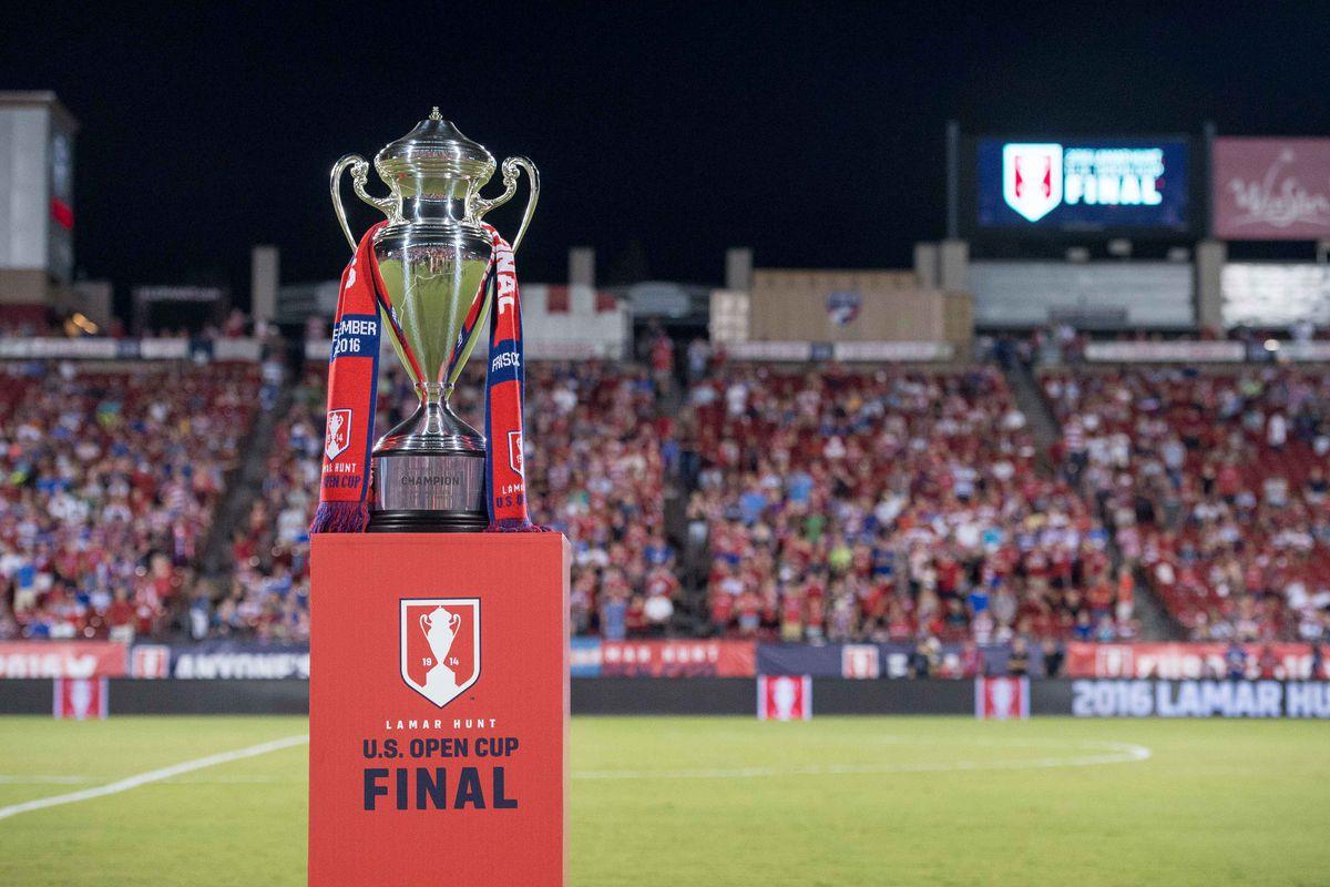 MLS: U.S. Open Cup Final-New England Revolution vs FC Dallas