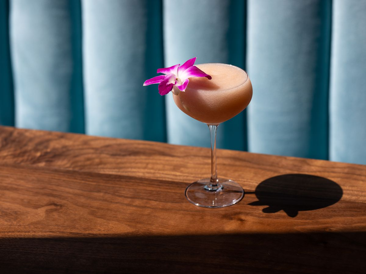 Colada cocktail from Madre