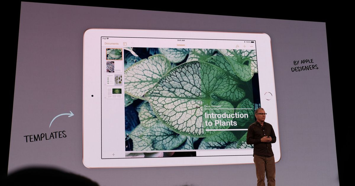 Apple\'s bringing digital book creations to the Pages app on the iPad ...