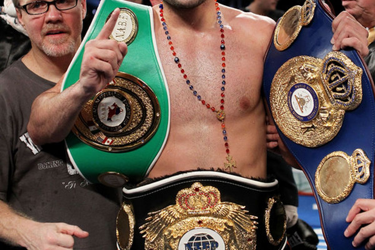 Vanes Martirosyan is waiting, and Alfredo Angulo's camp says he's ready. (PBoto by Al Bello/Getty Images)