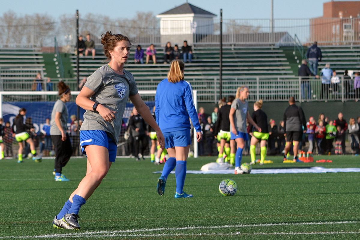 Elise Krieghoff vs Seattle Reign