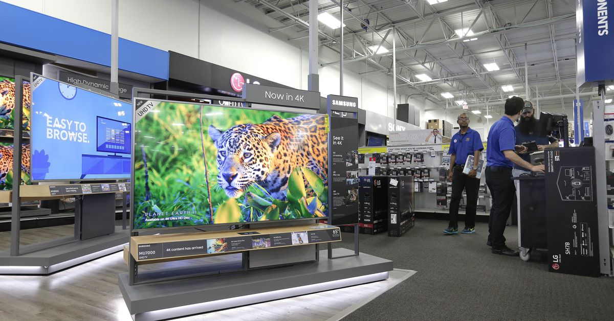 Is your smart TV spying on you? A...