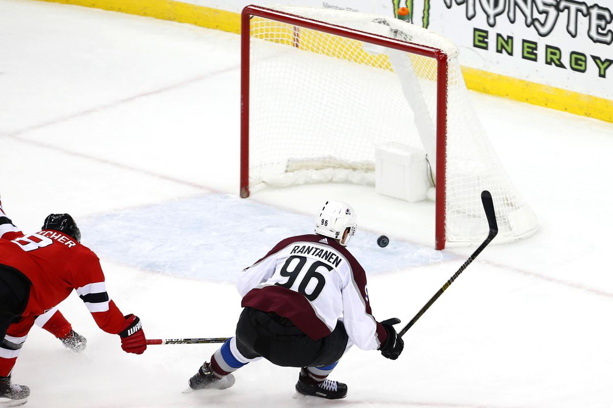 NHL: Colorado Avalanche at New Jersey Devils