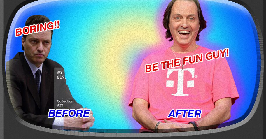 Of course John Legere bought an $888,888.88 NFT from Steve Aoki