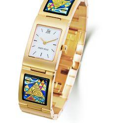 Gustav Klimt Jewelry Watch, $2,830