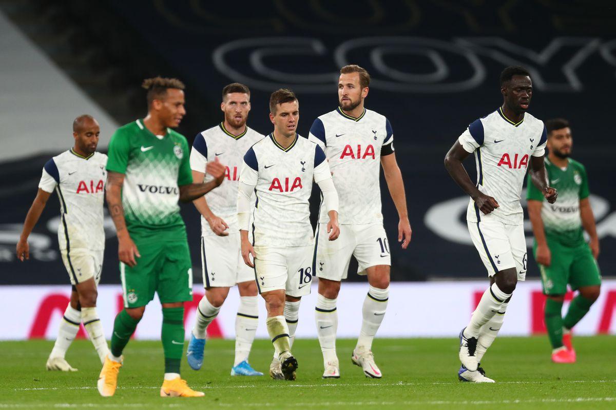 Tottenham Hotspur v Maccabi Haifa: UEFA Europa League Play-Off