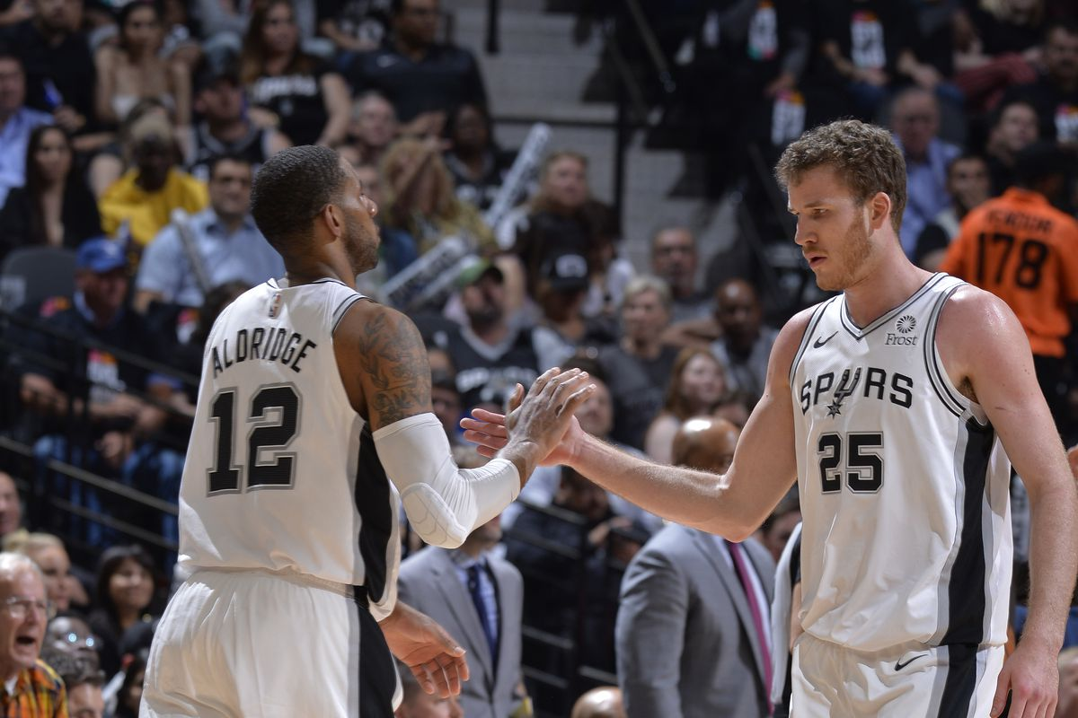 The Spurs' preseason problems are interconnected