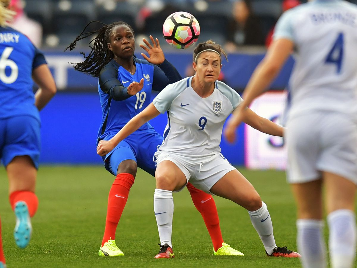 2017 SheBelieves Cup - England v France