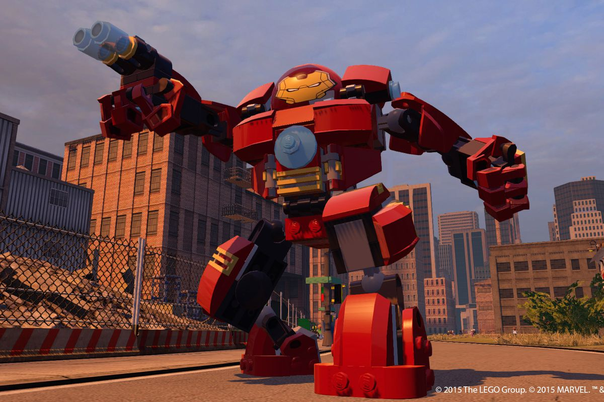 Lego Marvel's Avengers adds 100-plus characters, even more