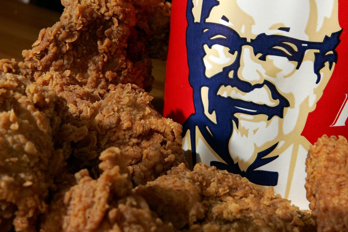 KFC dragged Morrison's supermarket over a fried chicken meal on Twitter