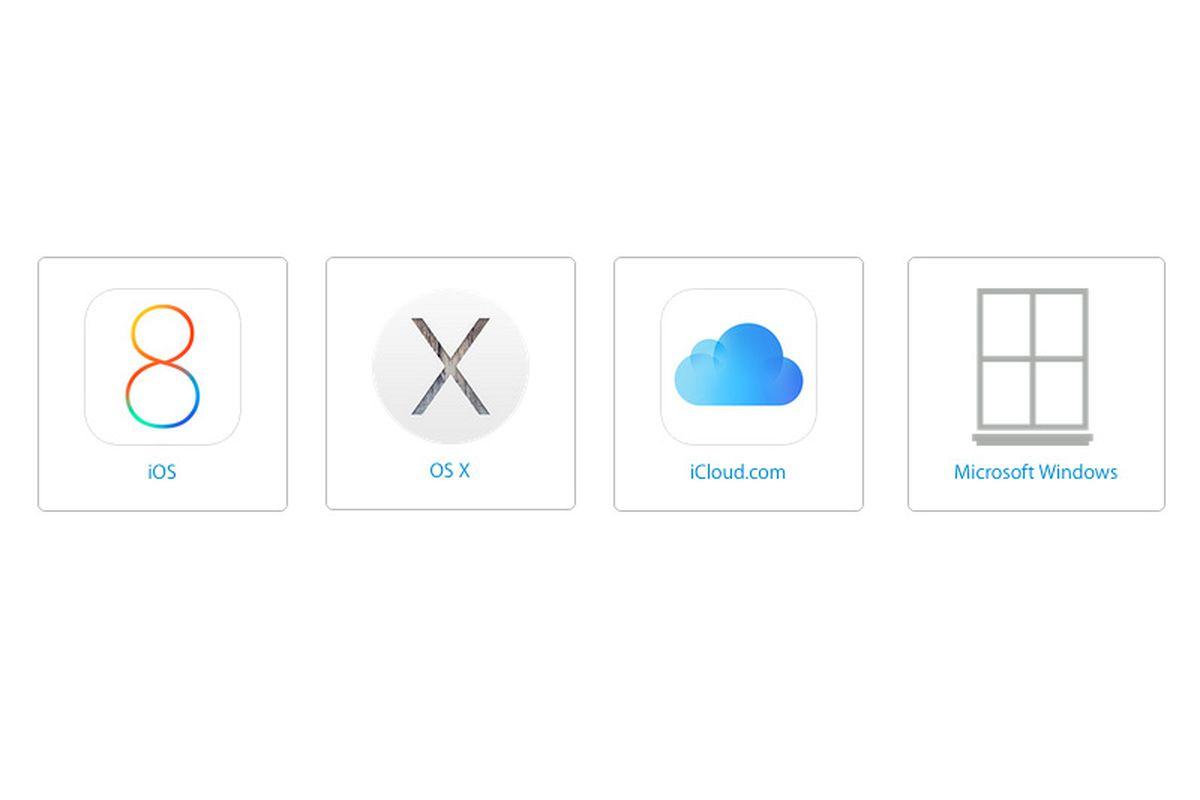 Apple Ios Logo Design
