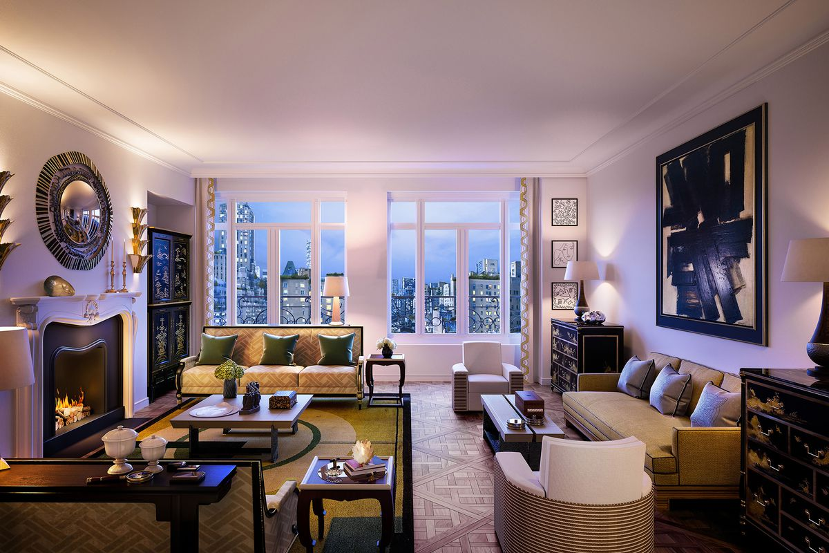 Upper east side condo inspired by parisian architecture for New york apartments for sale upper east side