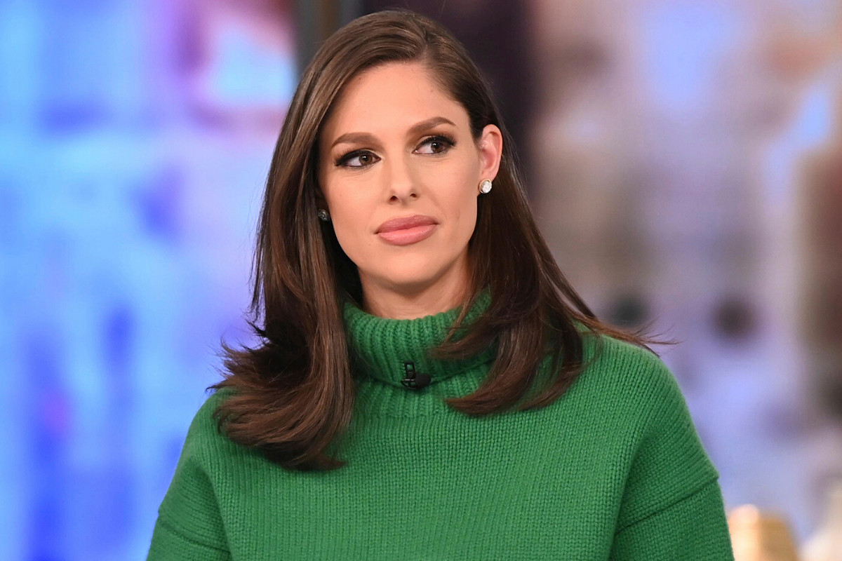 Abby Huntsman >> Why Did Abby Huntsman Leave The View Deseret News