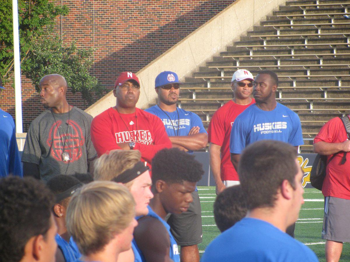 Coaches at HP