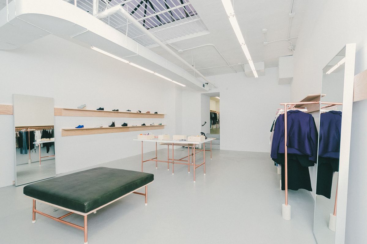 The Anthom store in Chelsea