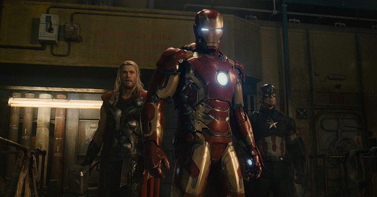 Marvel Month: 'Avengers: Age of Ultron'