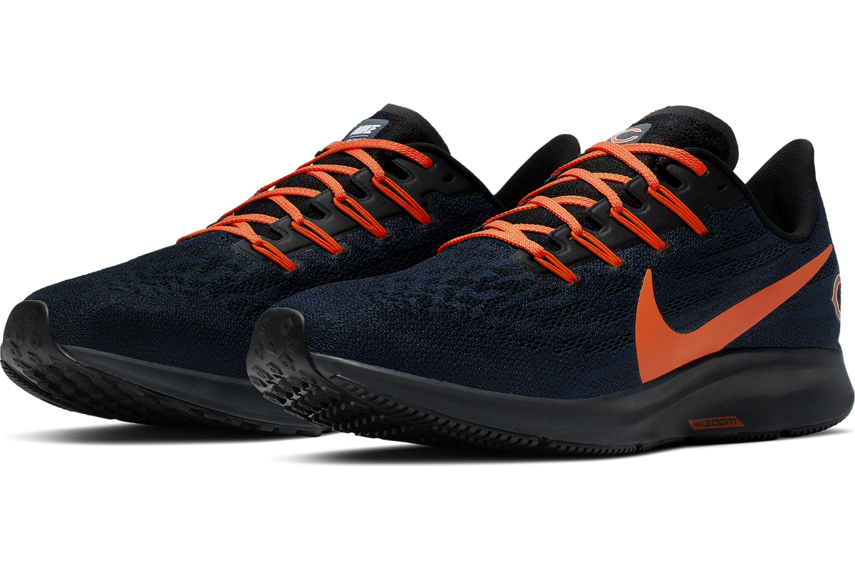 superior quality 8f596 8b8df Nike drops the new Air Zoom Pegasus 36 Bears shoe collection ...