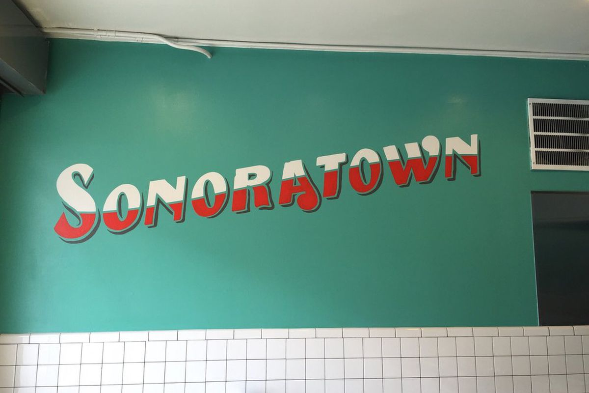 Sonoratown, Downtown