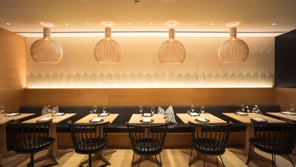agern reopens with updates to the dining room and menus - eater ny