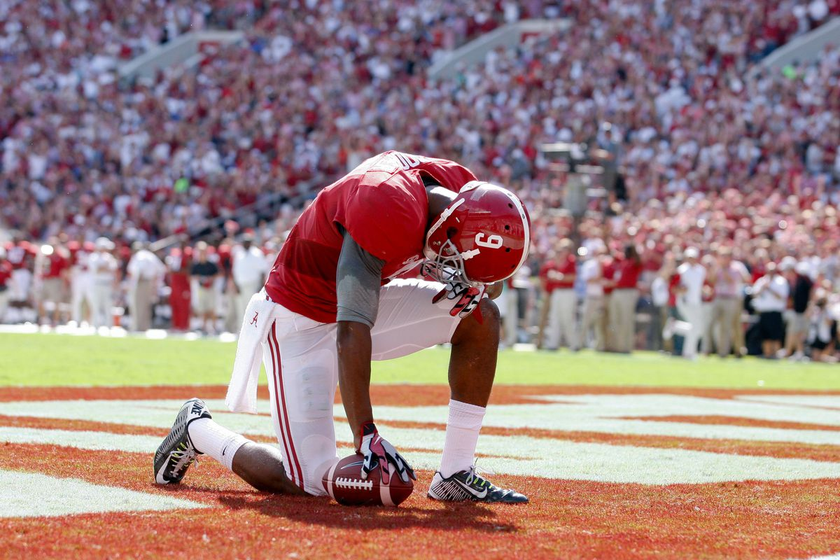 Amari Cooper Leads the Country in Receiving Proving he s one of