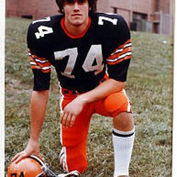 In 1968, Craig Bolerjack played tackle and linebacker for Shawnee Mission Northwest High in Kansas.